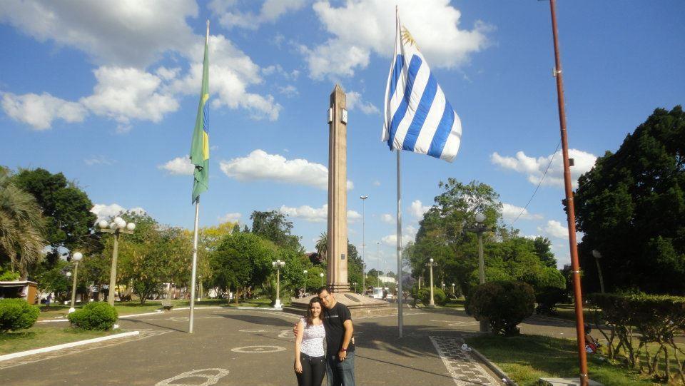 Adorei conhecer o Uruguay !!
