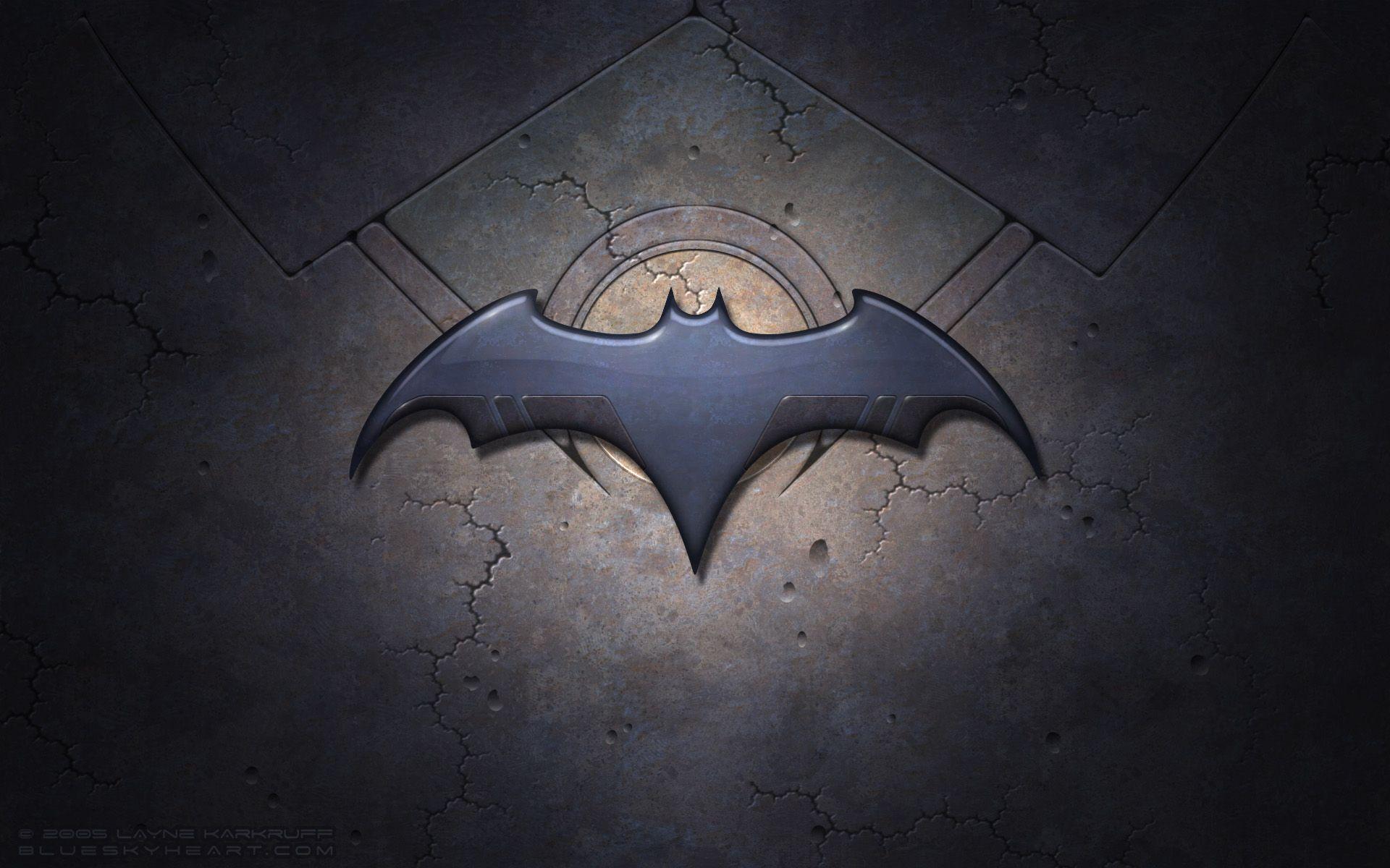 Stone Logo 1080p Morcego