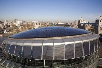 Building Integrated Photovoltaic Panels Bipv