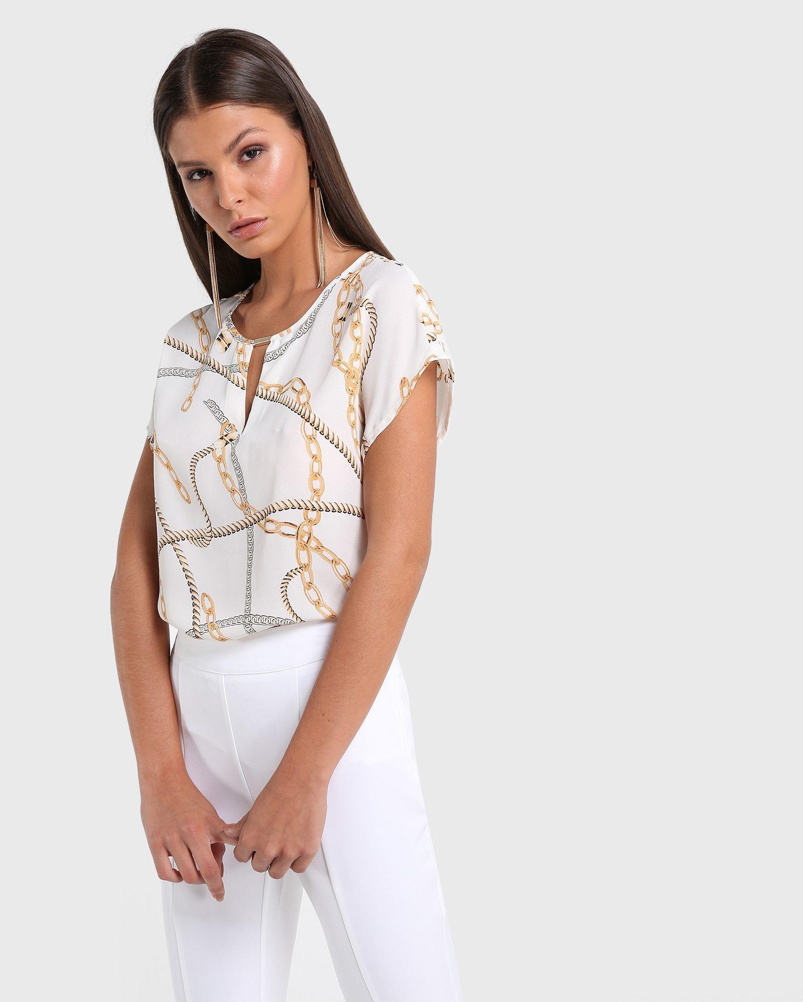 5ce18abdbb68fe Riachuelo | Blusa - Coleção feminina - Feminino | #Style Adult em ...