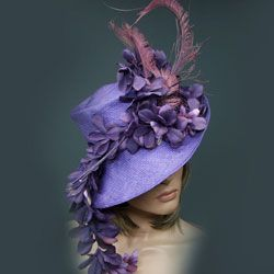 Seriously.  People in the states need to start wearing more fancy hats.