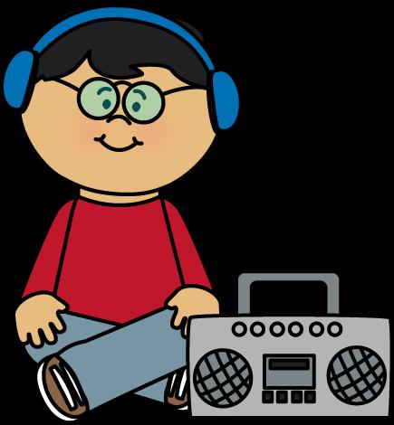kid listening to boombox clipart pinterest music clipart clip rh pinterest co uk man listening to music clipart girl listening to music clipart