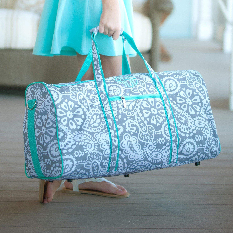 385815029b17 Parker Paisley Duffel Bag