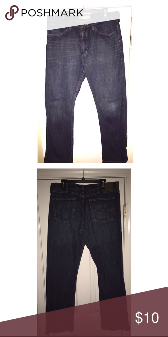 Mens Lee regular bootcut 36x32 Mens Lee regular bootcut jeans - like new - size 36x32 Lee Jeans Bootcut