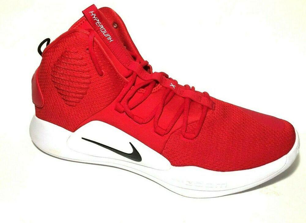 académico medias no usado  Nike Hyperdunk X TB Mens Basketball Shoes 14 University Red AT3866-603 #Nike  #BasketballShoes   Red basketball shoes, Nike, Nike shoes for sale