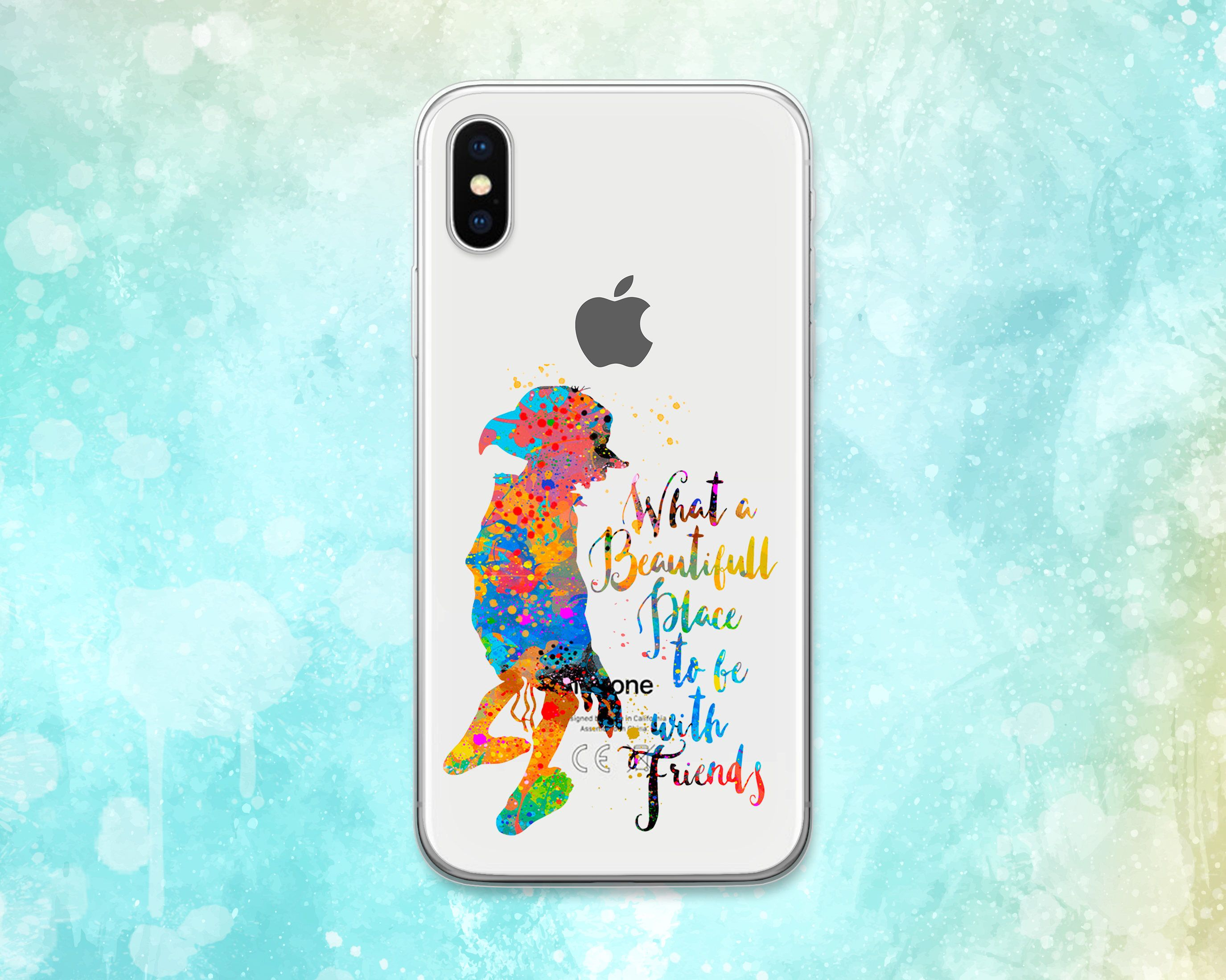 iphone 8 case harry potter dobby