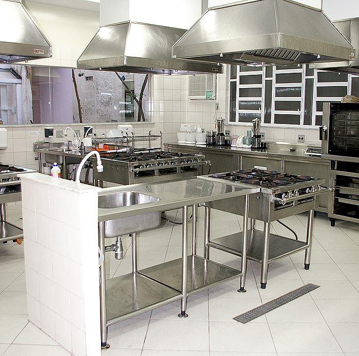 commercial kitchen - Google Search   Kitchen dreams   Pinterest
