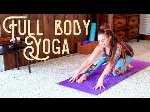 31 minutes full body yoga  30 min gentle and deep
