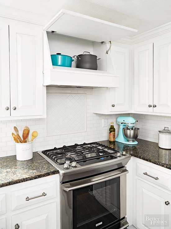 New Kitchen Storage Ideas