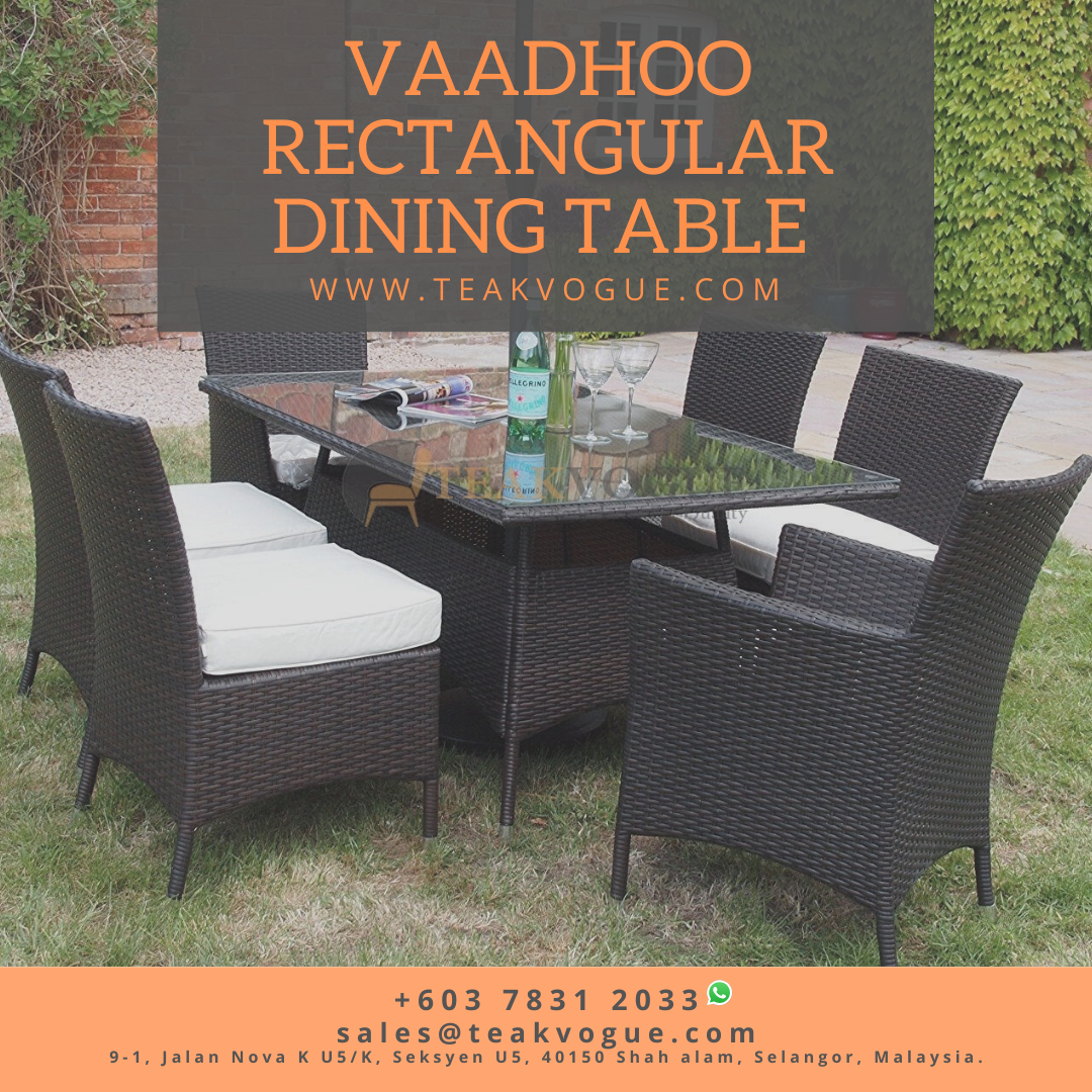 42+ Small rectangular outdoor dining table Tips