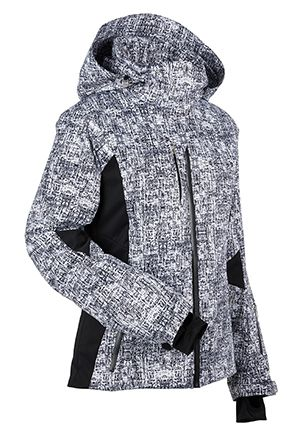 Women s ski and snowboard jacket. The terrifically 1e5465a3f