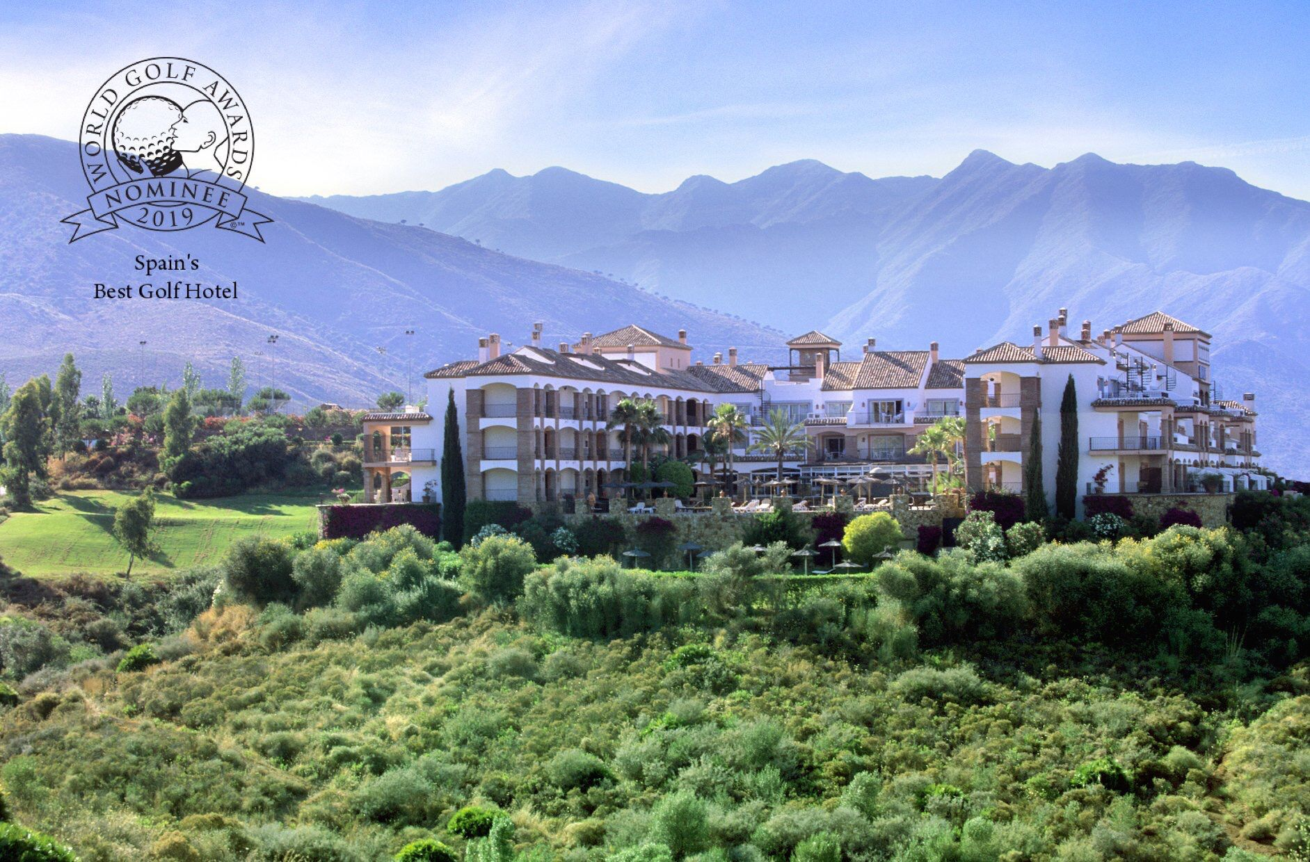 Spain S Best Golf Hotel 2019 Resort Golf Hotel Hotel