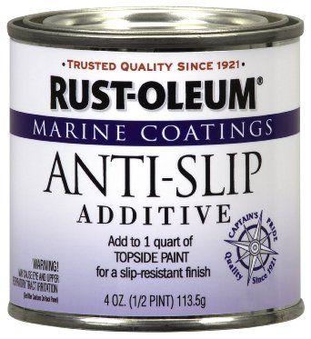 Rust Oleum 207009 Marine Anti Slip Additive 1 2 Pint 16