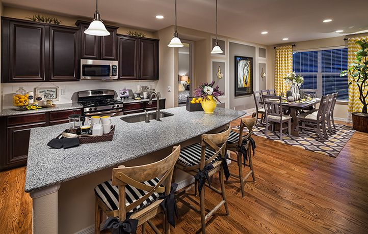 Graham 1974 New Home Plan In Leyden Rock 40s By Lennar