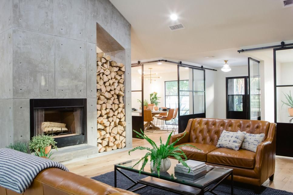 Fixer Upper: When a House In the Country Goes Ultra-Modern