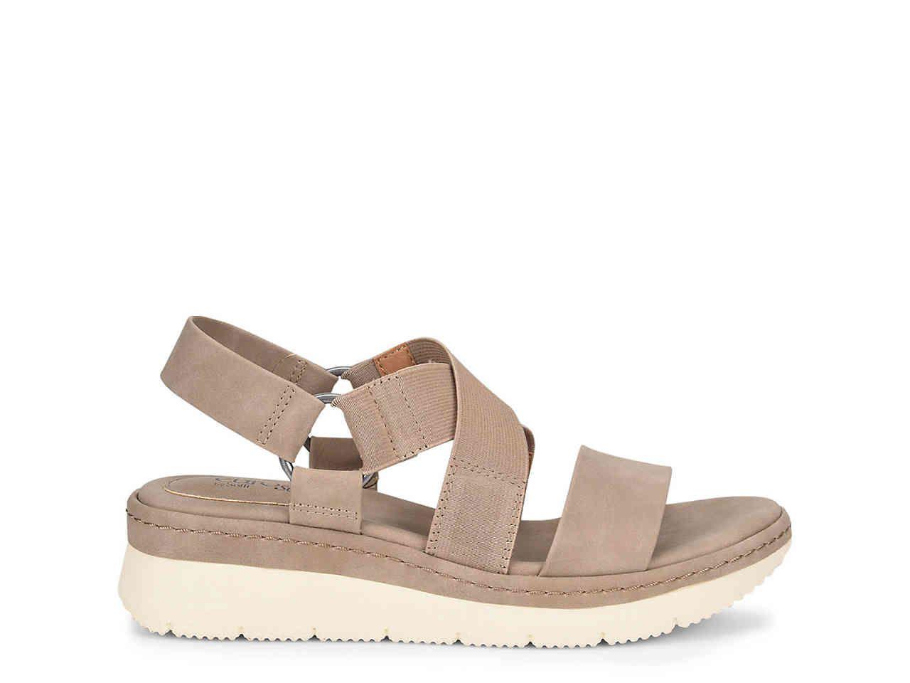 fa384601828c Eurosoft Cambry Wedge Sandal Women s Shoes