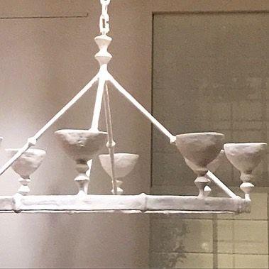 best sneakers fa0a8 decd8 plaster chandelier.... an interesting diy idea to coat a ...