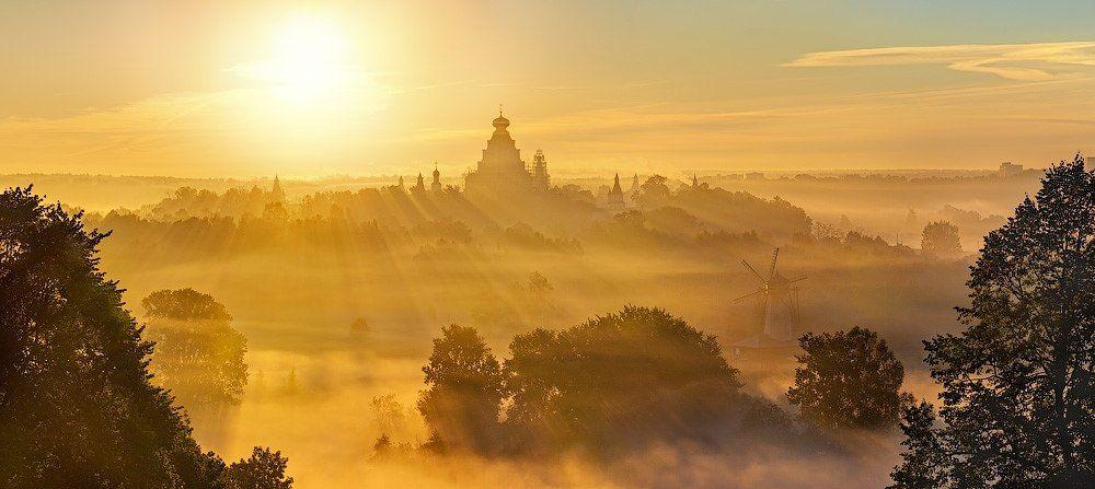 New Jerusalem Monastery, Istra, Russia  | Sergey Semenov