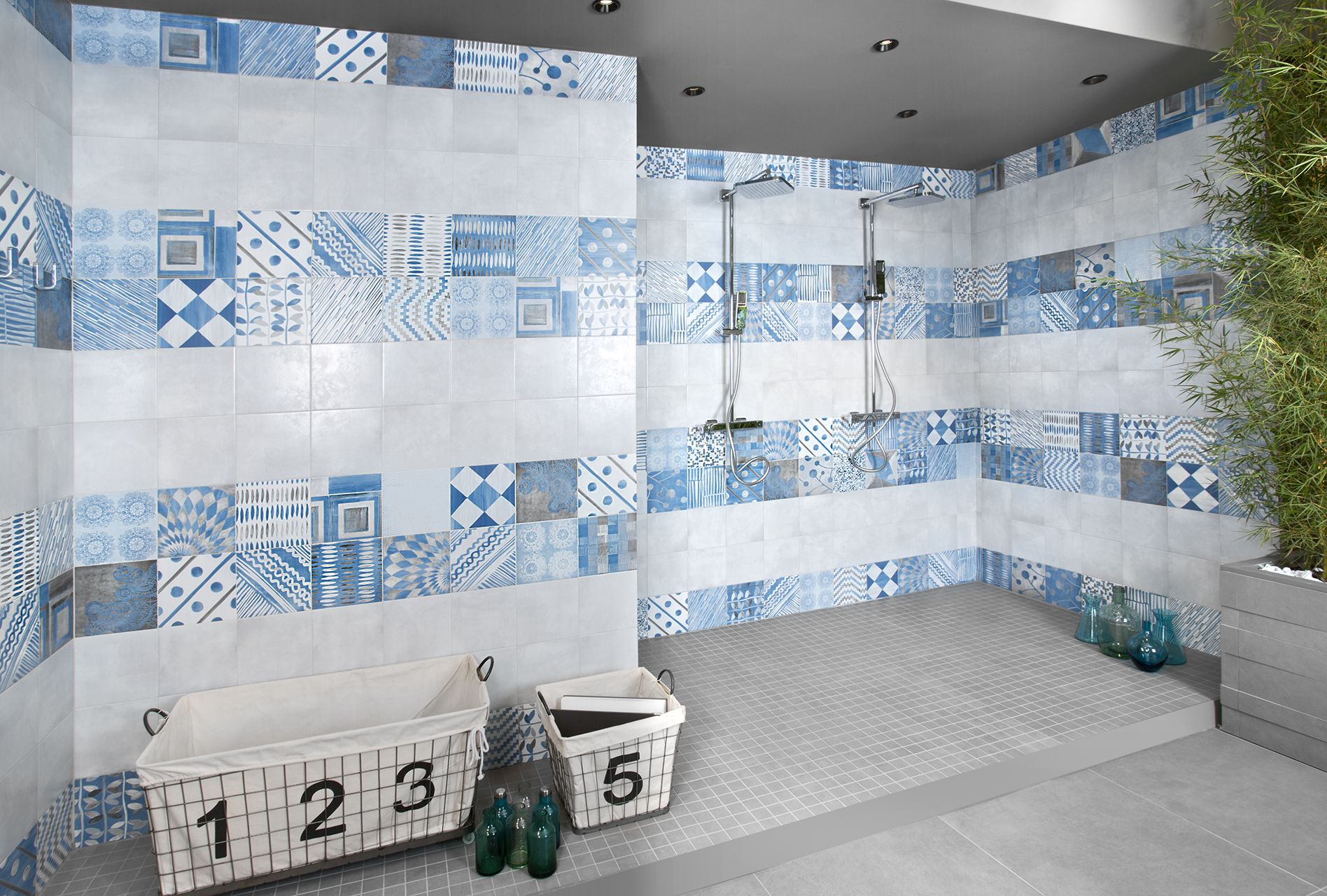 Portland Blu | TIle Boutique | Pinterest