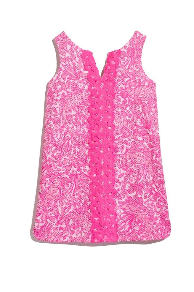 LillyPulitzerforTarget SHIFT DRESS - SEE YA LATER // Girls $26, Toddler Girls $22