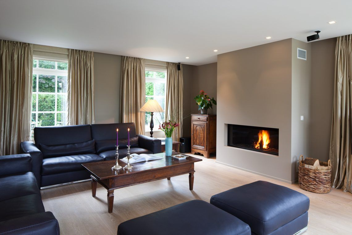 B villas renovation interiors klassieke nieuwbouw hoog