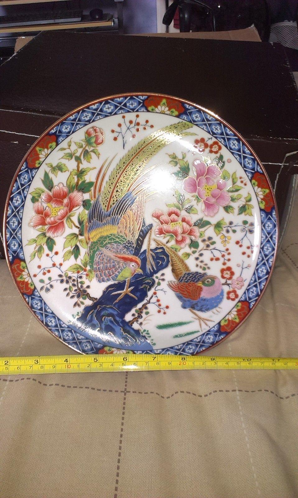 Antique Japanese Plates | Plates Japanese Asian/ Oriental Antiques Antiques