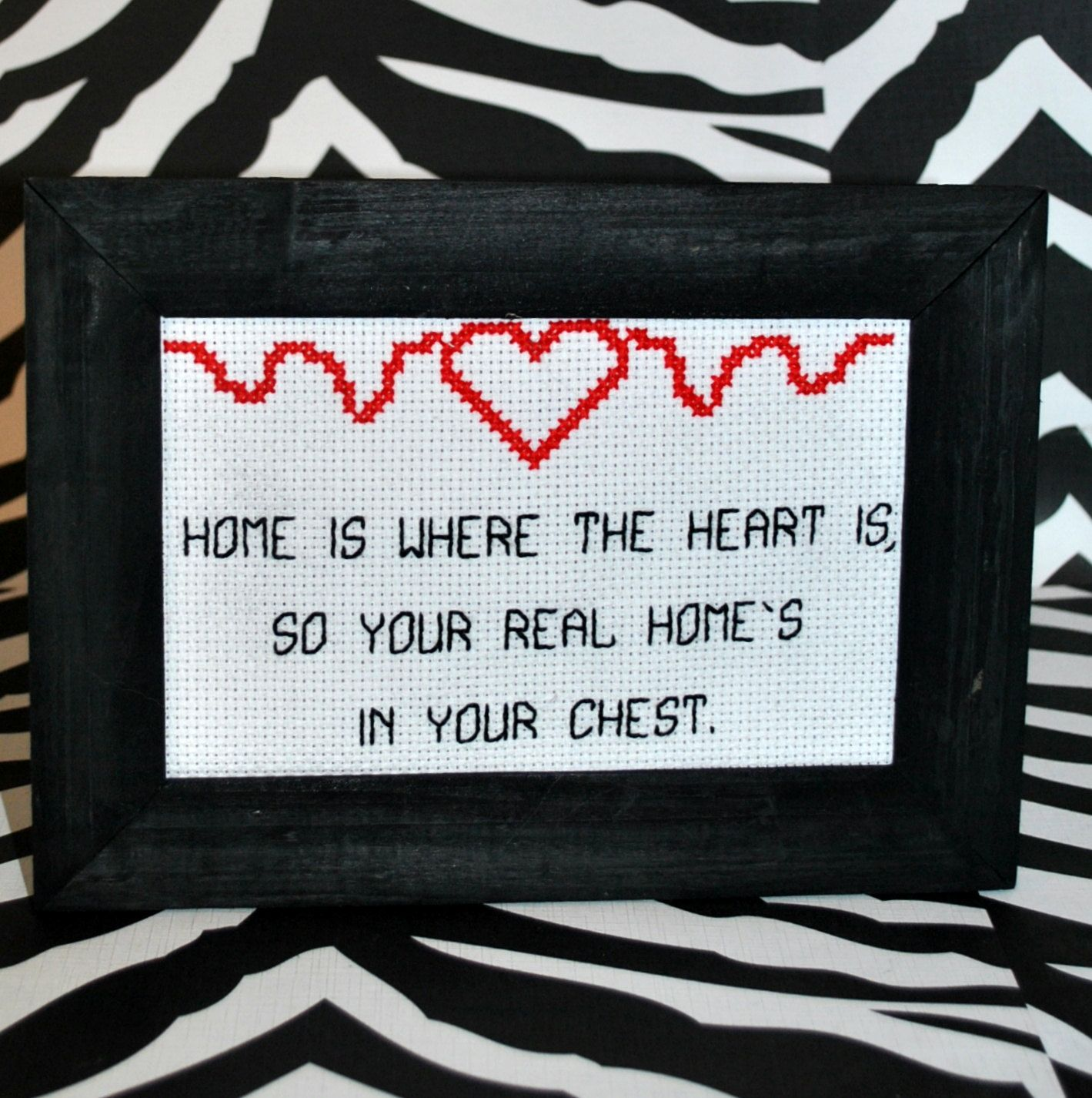 Home is Where the Heart    I need to make this