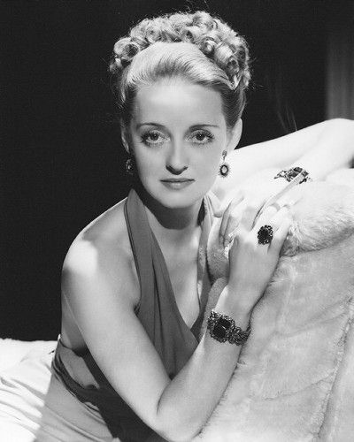 American actress Bette Davis (1908-1989) died of breast cancer aged 81.