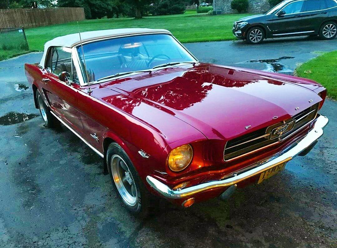 1965 Mustang Convertible Ford Mustang Parts Mustang Parts Mustang