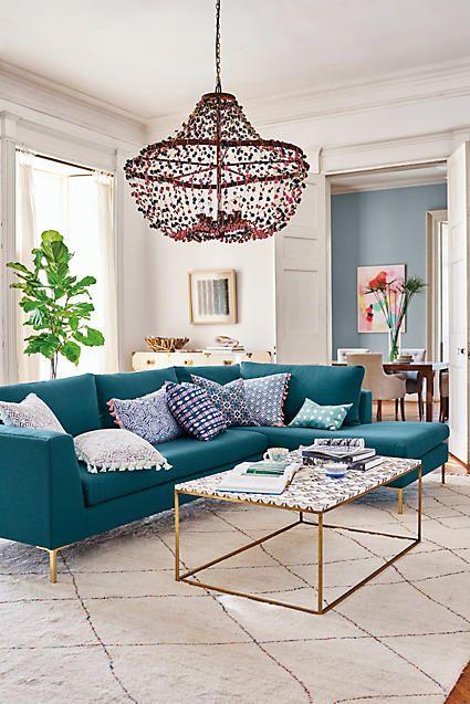 Modern Contemporary Urban Design Living Room Lounge Club Lobby Sectional Sofa Set Fabric Aqua Blue Walmart Com In 2020 Aqua Living Room Living Room Sets Furniture Living Room Lounge