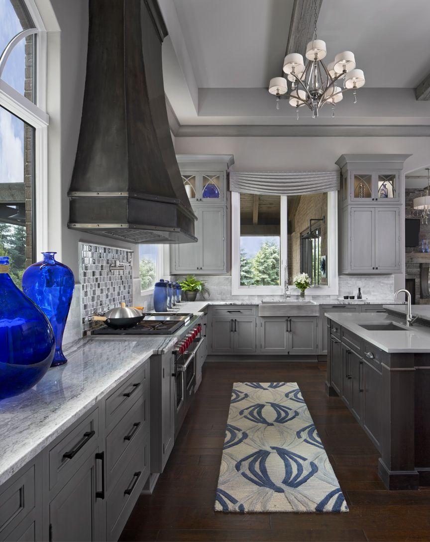 Zey Hilla - Kitchen & Bathroom Designer Livonia, MI | Dark ...