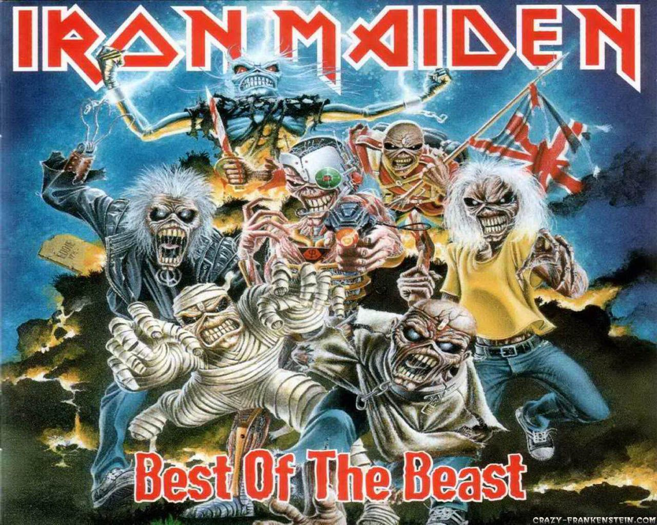 Iron Maiden Number Of The Beast Wallpapers Full Hd Beast Wallpaper Number Of The Beast Rock Album Covers