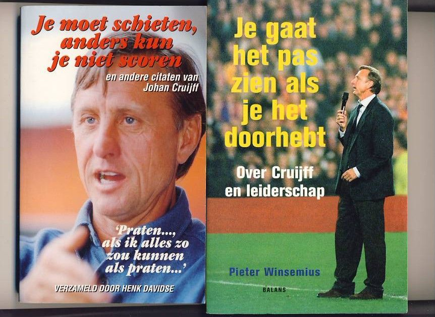 Citaten Johan Cruijff : Citaten johan cruijff holland famous dutch people