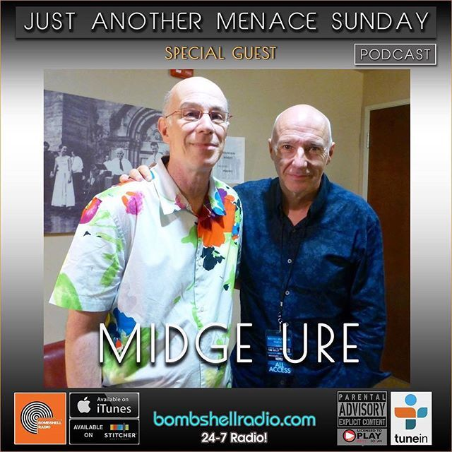 Today The Menace's Attic/Just Another Menace Sunday Radio ...