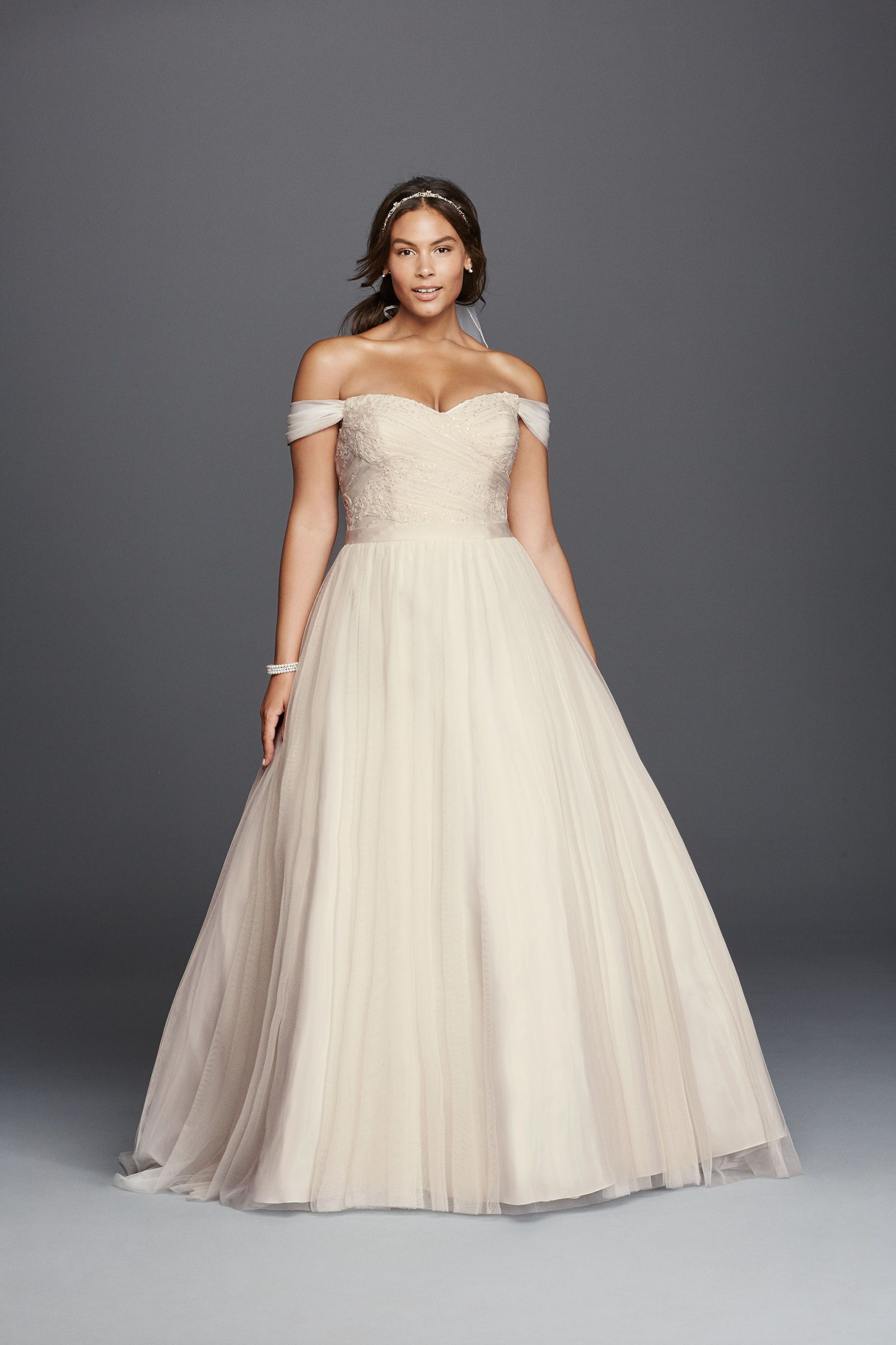 wedding dress brands for the plussize bride wedding dress