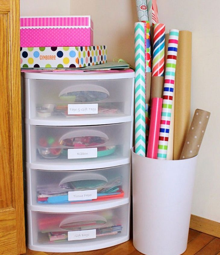 You may have seen those plastic storage drawers at your local big box store. They & You may have seen those plastic storage drawers at your local big ...