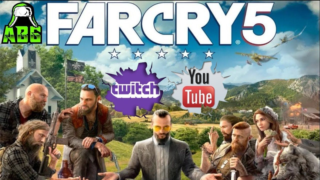 Starting Far Cry 5 Ghost Of Tsushima Far Cry Game