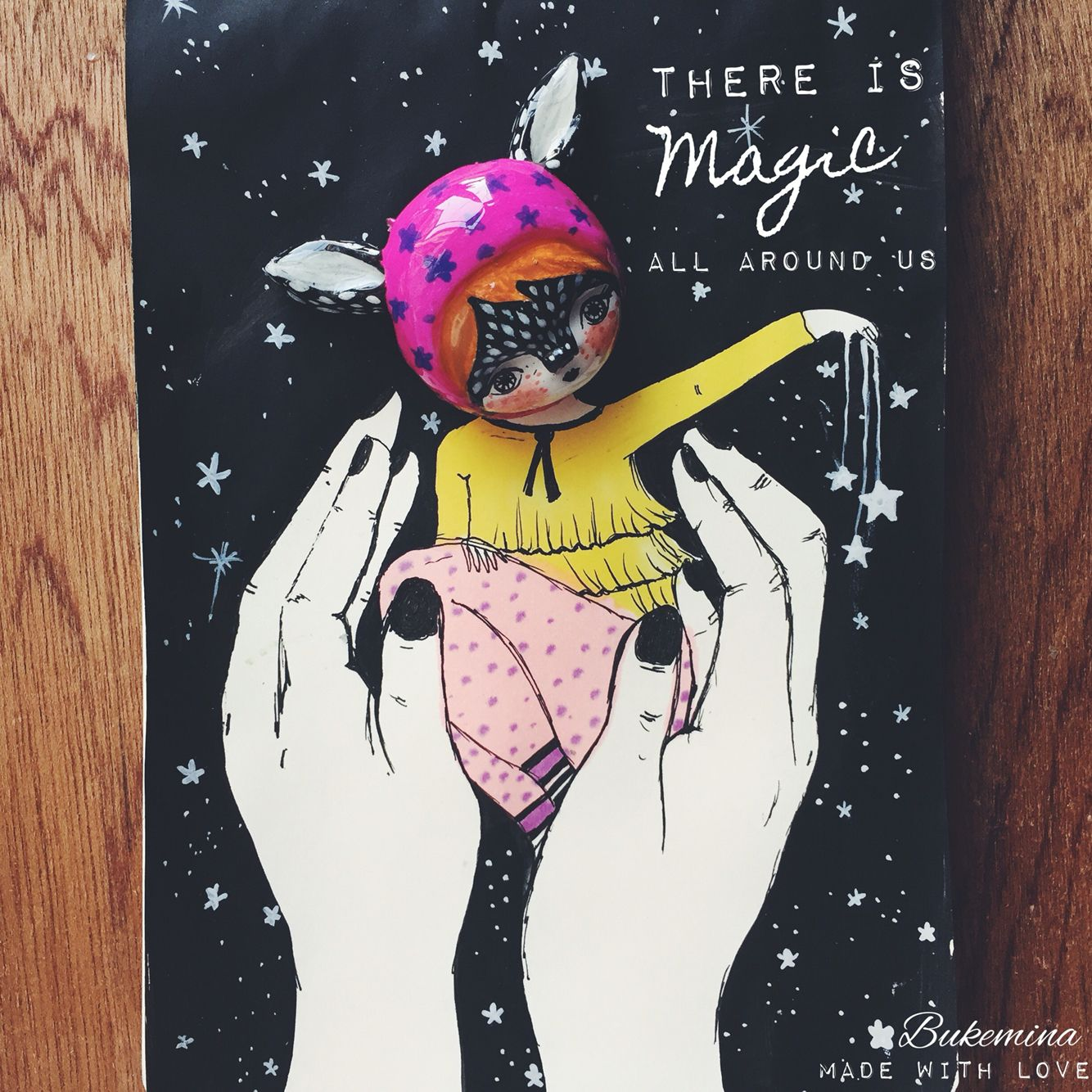 There is MAGIC all around us madewithlove