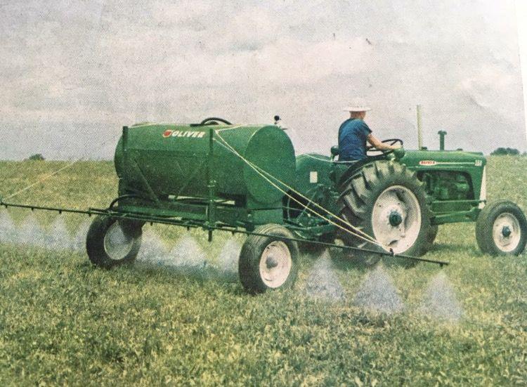 1959 oliver sprayer 233 oliver 39 s farmall tractors - Craigslist farm and garden minneapolis ...