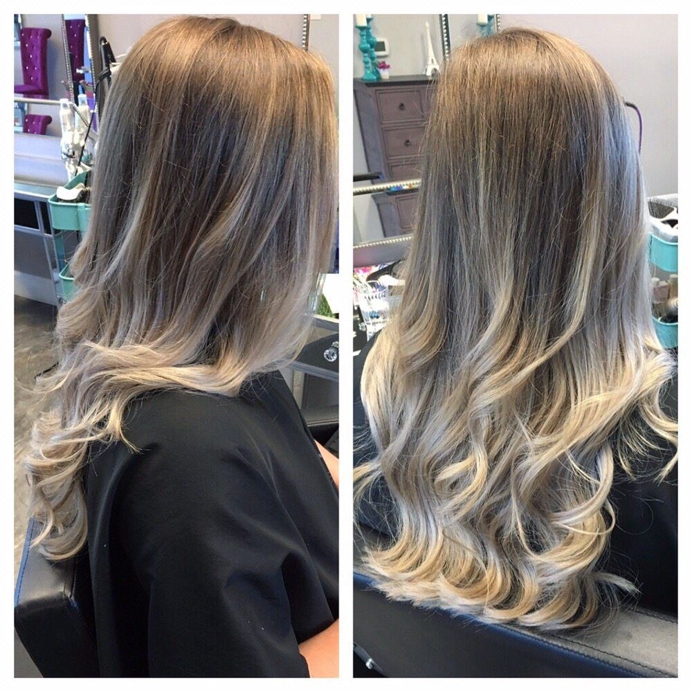 Twyst Salon - Beaverton, OR, United States  Blonde highlights