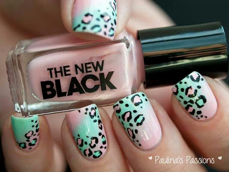 My next design.  I have the mint color but not the pink.