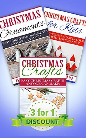25 March 2015 : Christmas Craft Bundle: Easy Christmas Crafts and Ornaments Anyone Will Love Making! by Barb Asselin http://www.dailyfreebooks.com/bookinfo.php?book=aHR0cDovL3d3dy5hbWF6b24uY29tL2dwL3Byb2R1Y3QvQjAwVjQxRllOMi8/dGFnPWRhaWx5ZmItMjA=