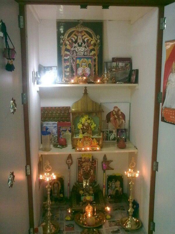 My 3d Room Design: Pooja Room Design, Pooja Rooms