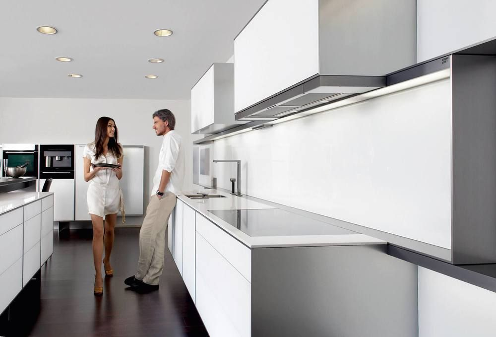 Poggenpohl Porsche Available From German Kitchens Limited In