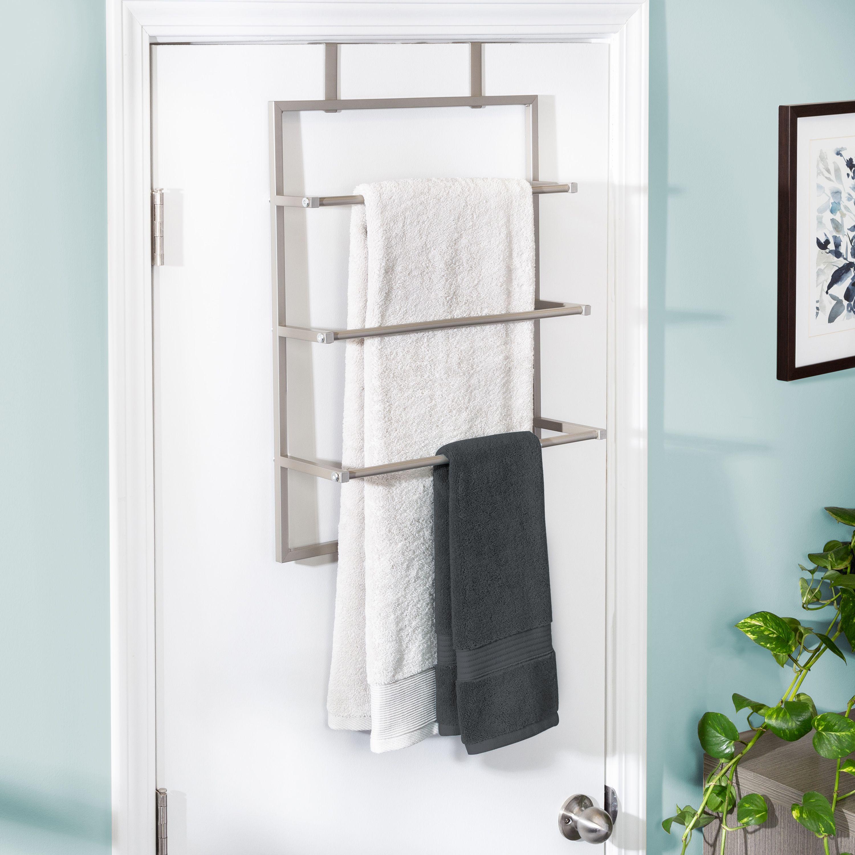 28 Bathroom Storage Shelf With Modern Towel Hooks Ceplukan Towel Rack Bath Towel Storage Bathroom Towels