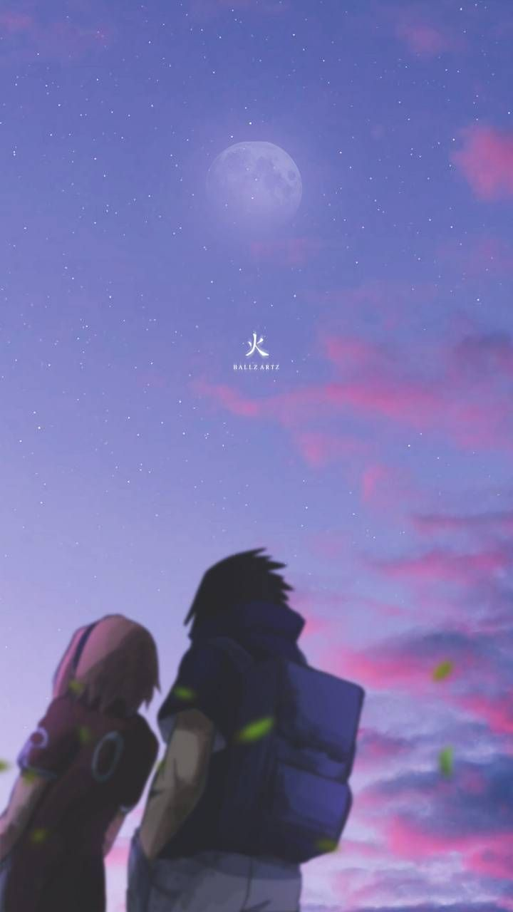 Sasuke n Sakura wallpaper by Ballz_artz - a1 - Free on ZEDGE™