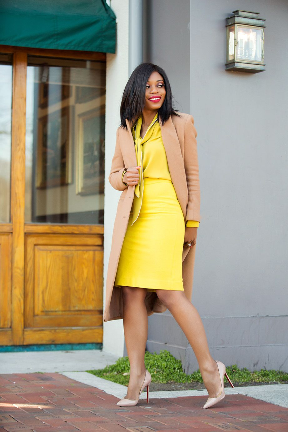 spring work style, www.jadore-fashion.com | Jadore-Fashion Blog ...