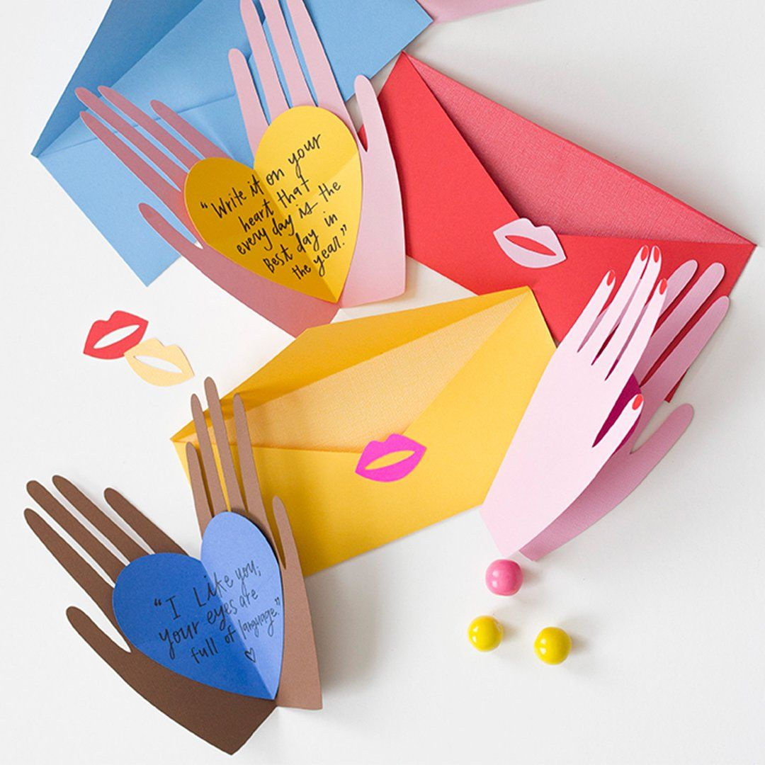 Hand Holding Heart Pop Up Card Pdf Template Heart Pop Up Card Pop Up Card Templates Greeting Card Inspiration