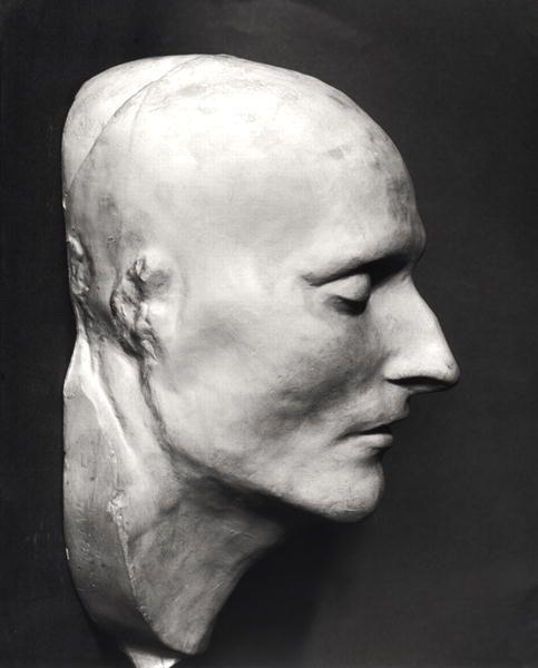 Death mask of Napoleon Bonaparte