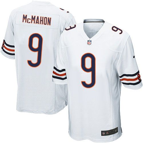 finest selection ccb44 7ad18 free shipping nike limited jim mcmahon white youth jersey chicago bears 9  nfl road d22fc fe9b3